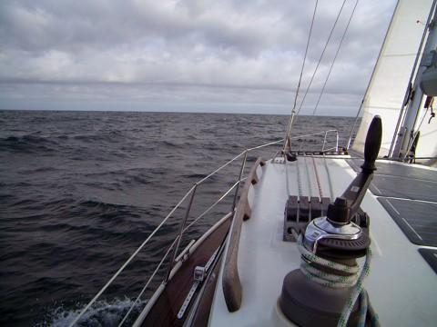 Segeln Nordatlantik