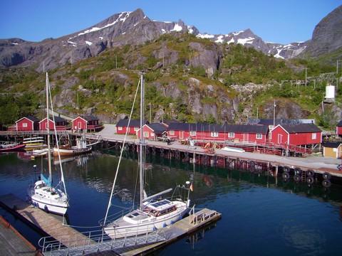 Hafen Nusfjord