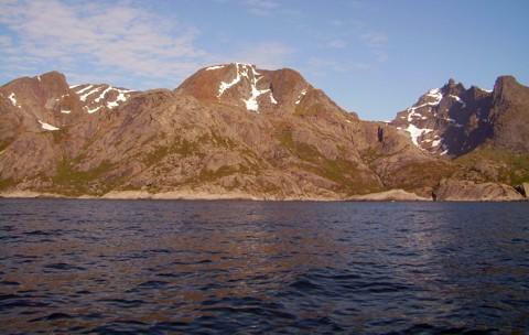 Segeln Nusfjord