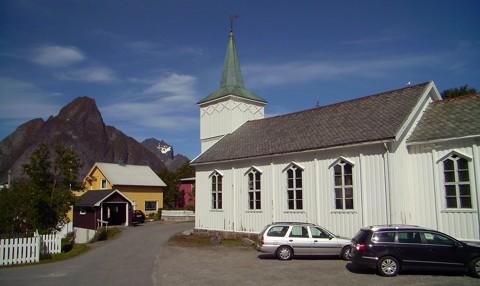 Kirche - Reine