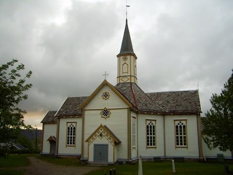 Kirche Sandnessjöen