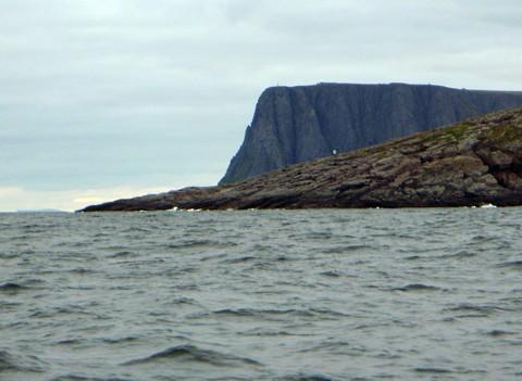 Segeln Nordkap