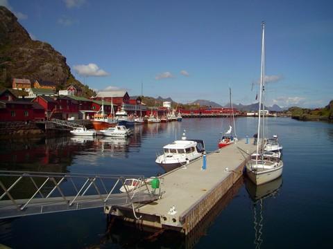 Hafen Stamsund