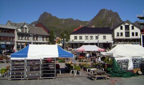 Svolvaer Markt