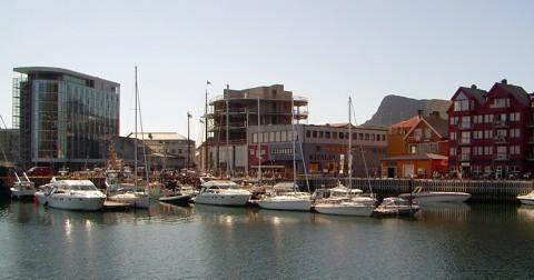 Svolvaer Hafen