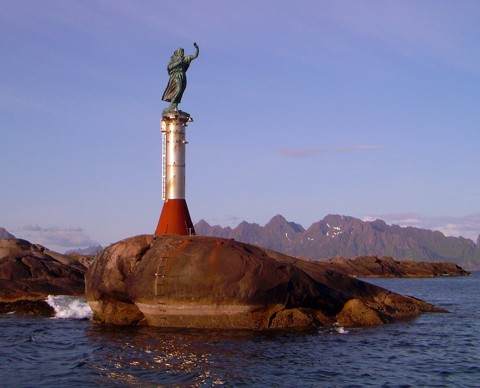 Svolvaer Statue