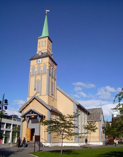Domkirche Tromsö