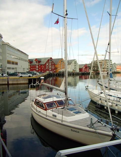 Hafen Tromsö