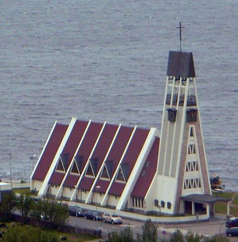 Kirche Hammerfest