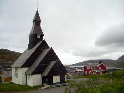 Kirche Havøysund