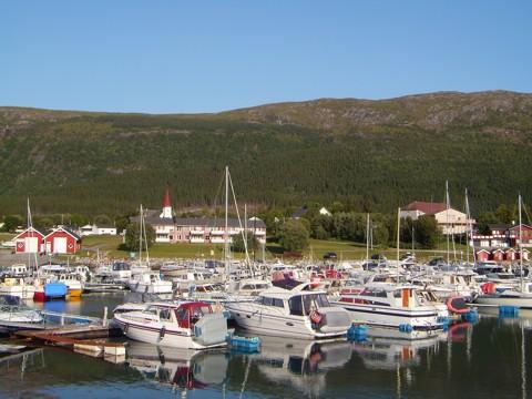 Hafen Nesna
