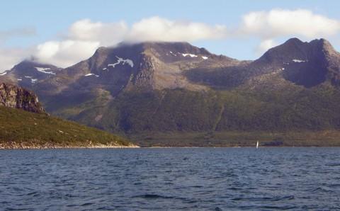 Segeln Sticfjord