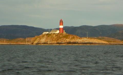 Leuchtturm Buholmråsa