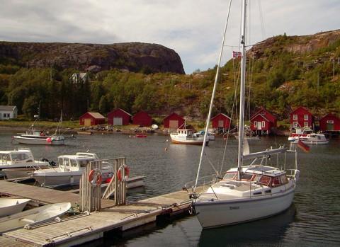 Hafen Vingsand