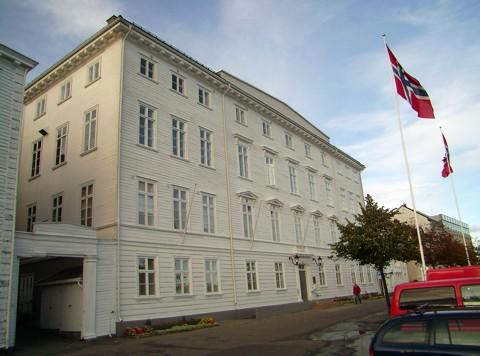 Altes Rathaus - Arendal
