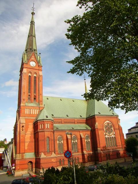 Arendal Dreifaltigkeitskirche