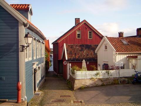 Tyholmen - Arendal