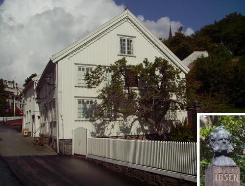 Henrik Ibsen - Grimstad
