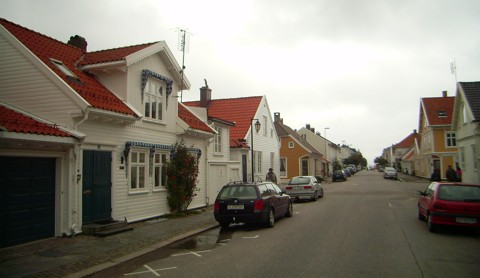 Kristiansand - Posebyen