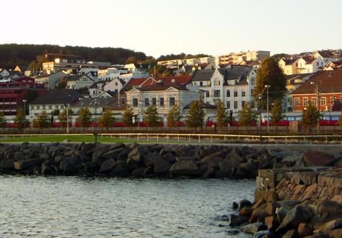 Larvik - Norwegen