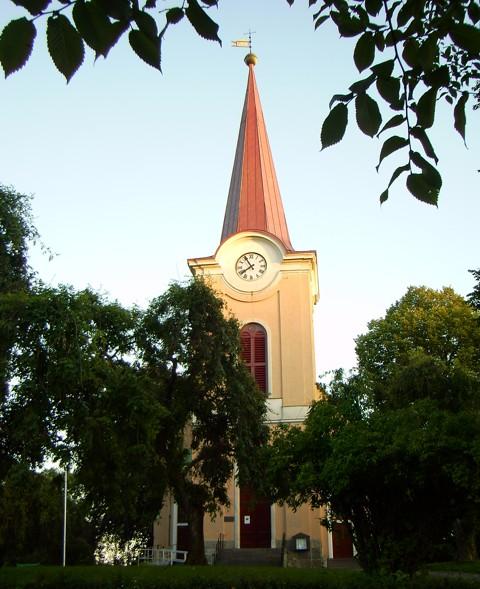 Larvik - Kirche