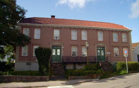 Carl Knudsen Haus - Lillesand
