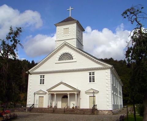 Kirche Mandal