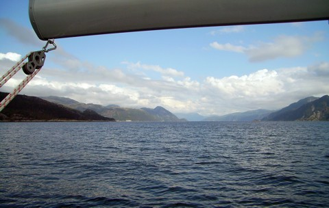 Segeln Nordfjord