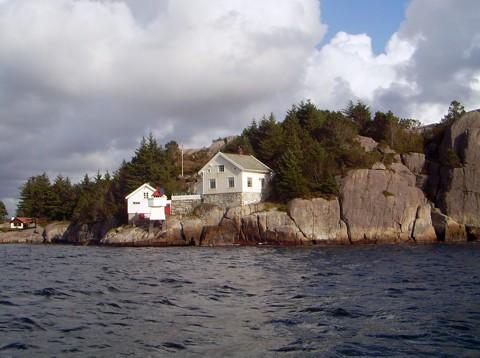 Insel Eigerøy