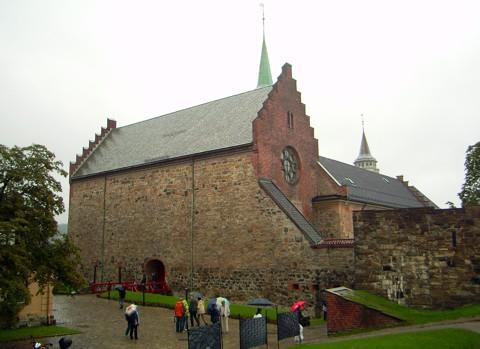 Festung in Oslo