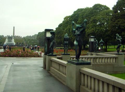 Vigeland - Park