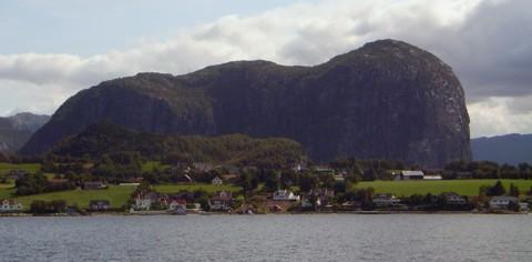 Forsand, Bergsvik