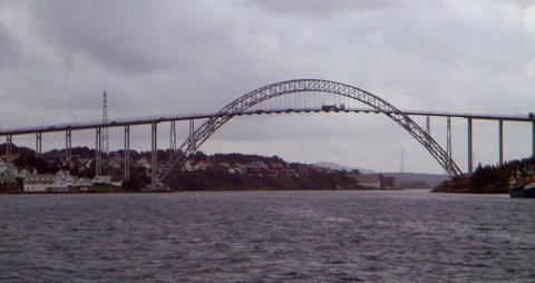 Karmsundbrücke