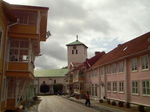 Marstrand - Kirche