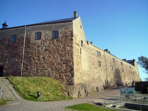 Varberg - Festung