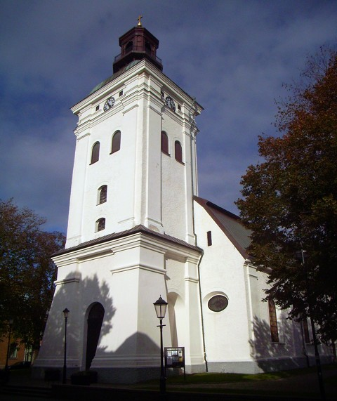 Varberg - Kirche