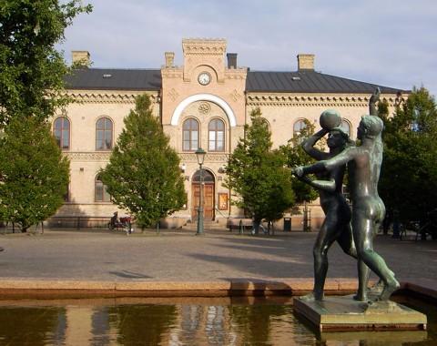 Varberg - Rathaus