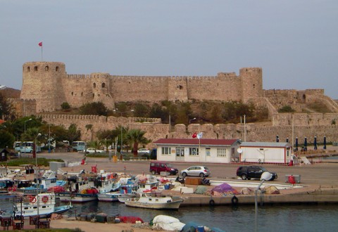 Burg auf Bozcaada