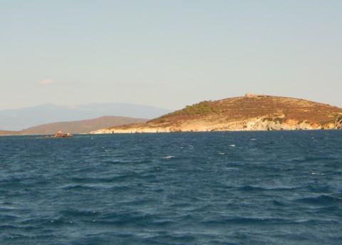Inseln vor Alibey und Ayvalik