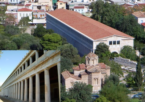 Athen - Stoa des Attalos