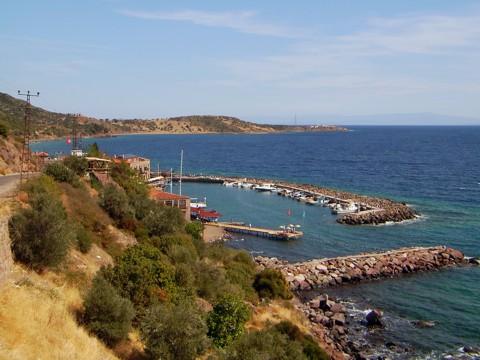 Hafen Behramkale
