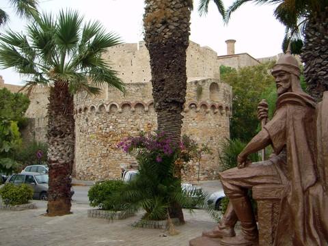 Festung in Cesme