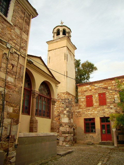 Festung in Chios