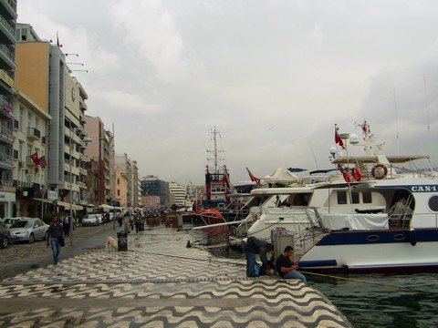 Izmir Hafen