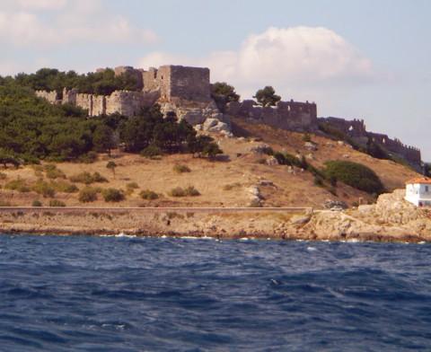Festung Mytilini