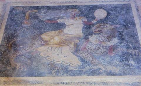 Delos - Mosaik