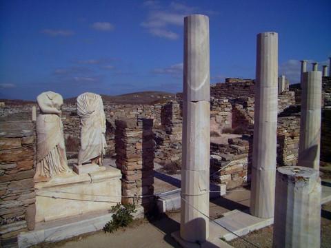 Delos - Haus der Kleopatra