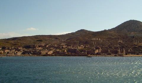 Insel Delos