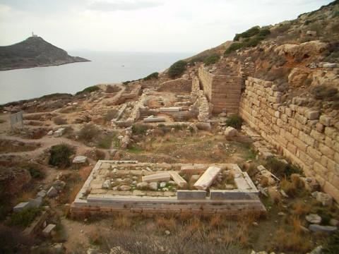 Knidos - Apollo Tempel