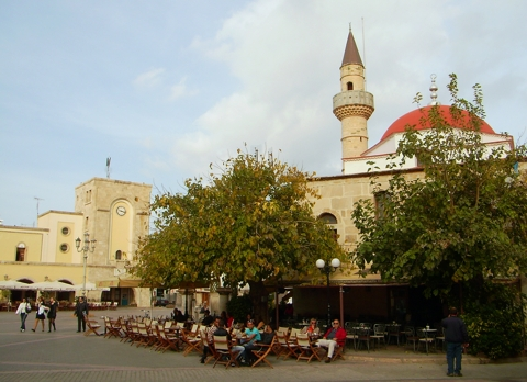 Kos - Defendar Moschee